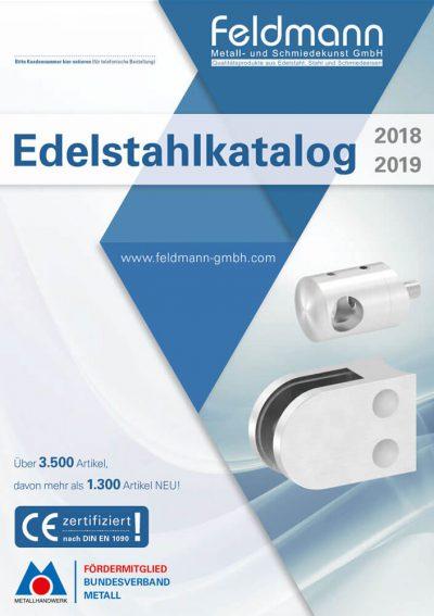 Gesamtkatalog, Edelstahl, 3500 Artikel