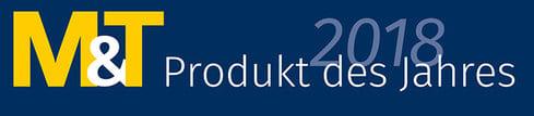 Logo, Produkt des Jahres 2018