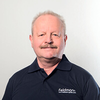 Geschäftsführer, Hans Feldmann