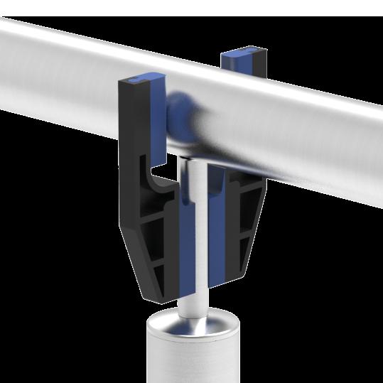 Rail fix, Metallbau, Montagehilfe