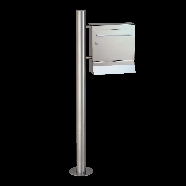 Modell Malypso, stehend, Briefkasten, Design