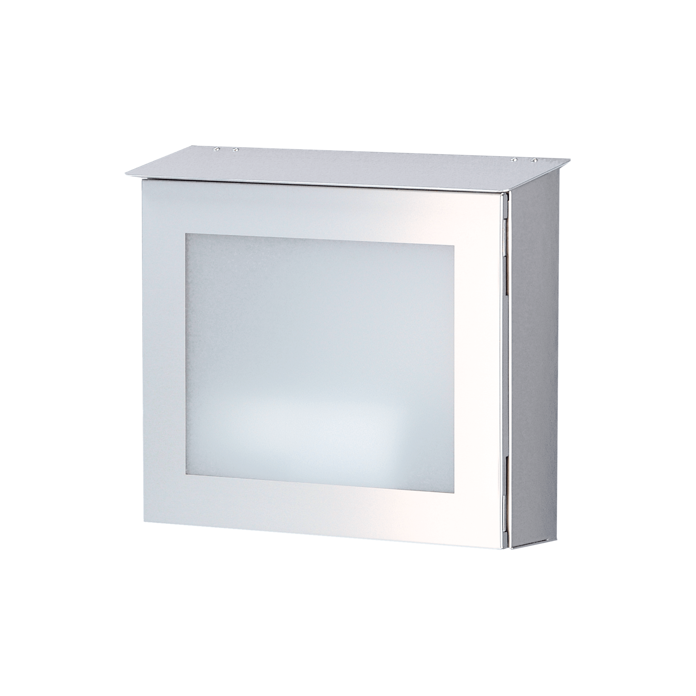 Modell Parno, Briefkasten, Design