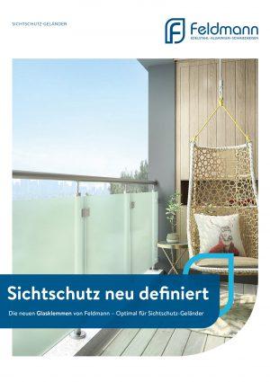 Feldmann_Broschuere_Sichtschutzgelaender