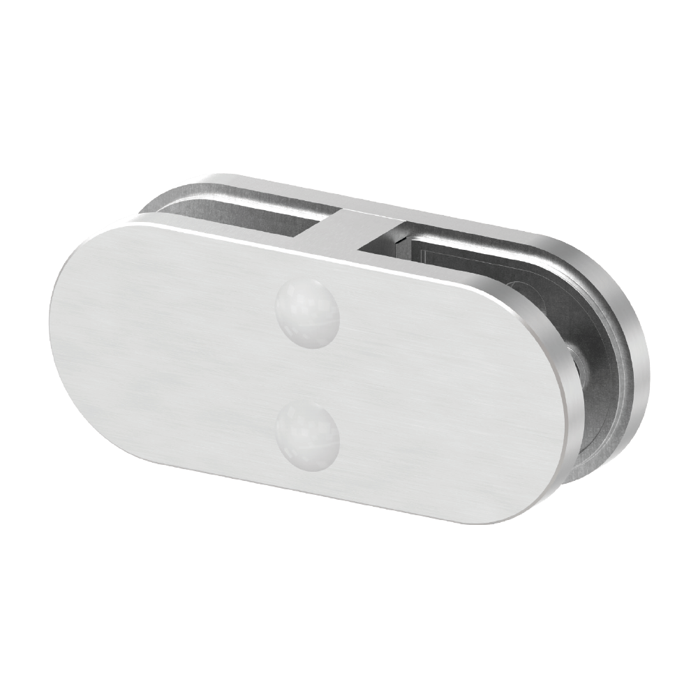 Glasklemme Modell 23 - Verbinder 180°