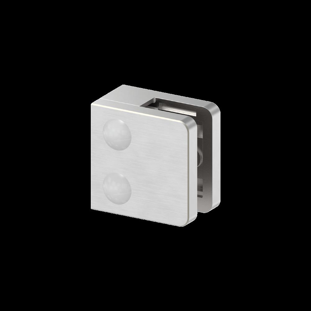 Glasklemme Modell 31, einfache Montage