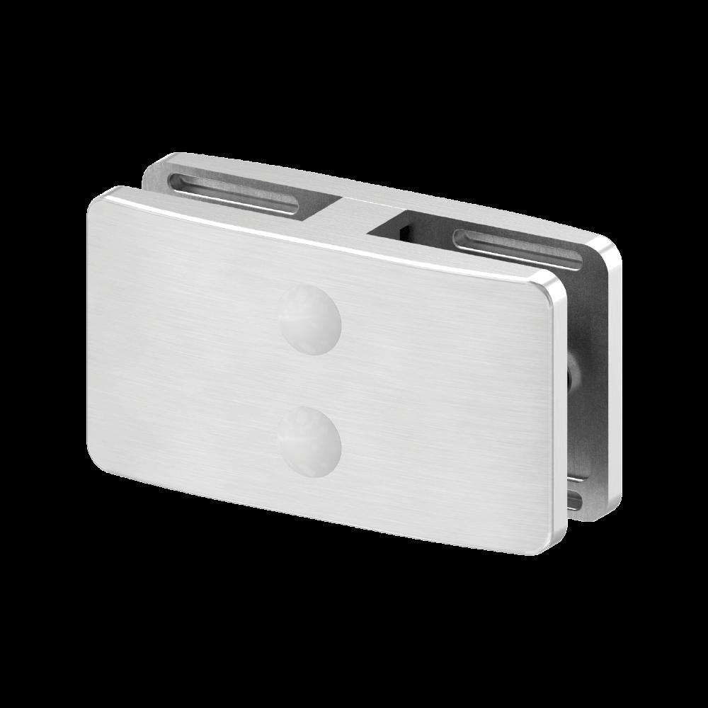 Glasklemme Modell 24 - Verbinder 180°