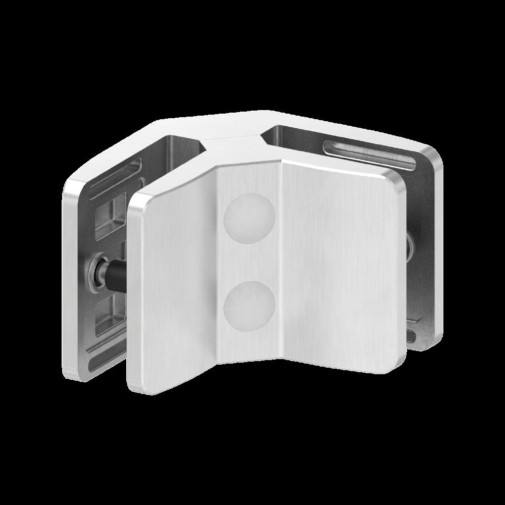 Glasklemme Modell 24 - Verbinder 90°