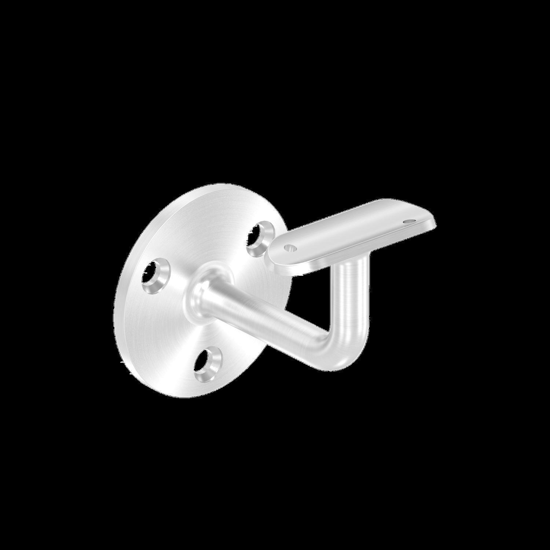 Handlaufhalter mit Halteplatte