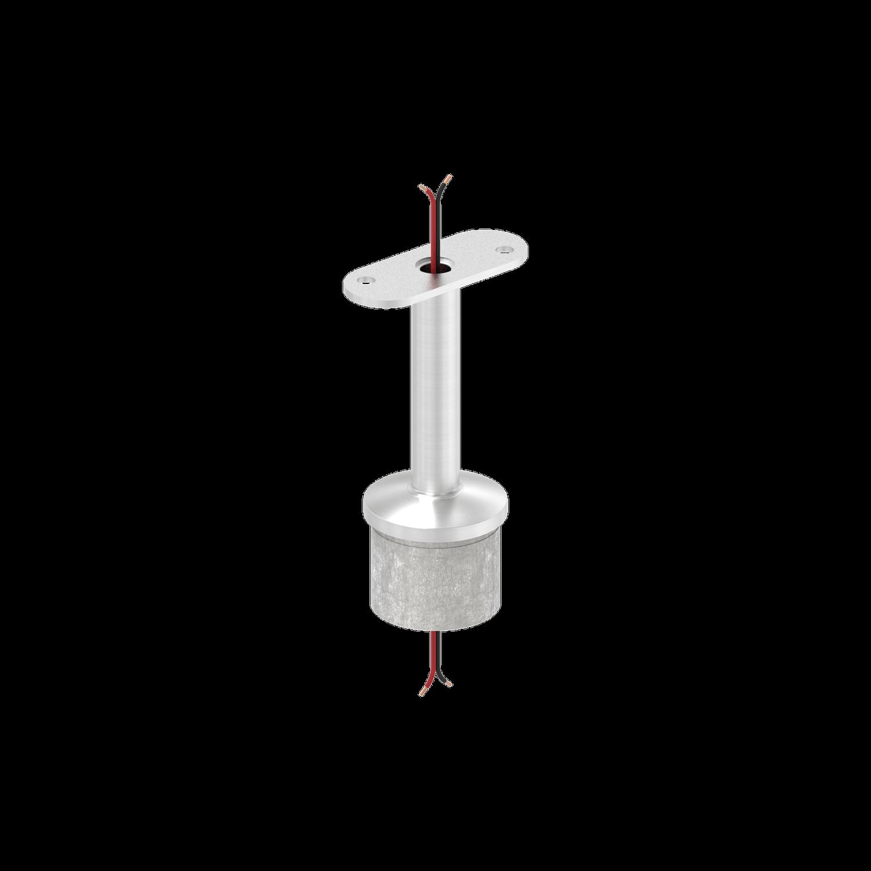 Handlaufstütze für LED-Modul