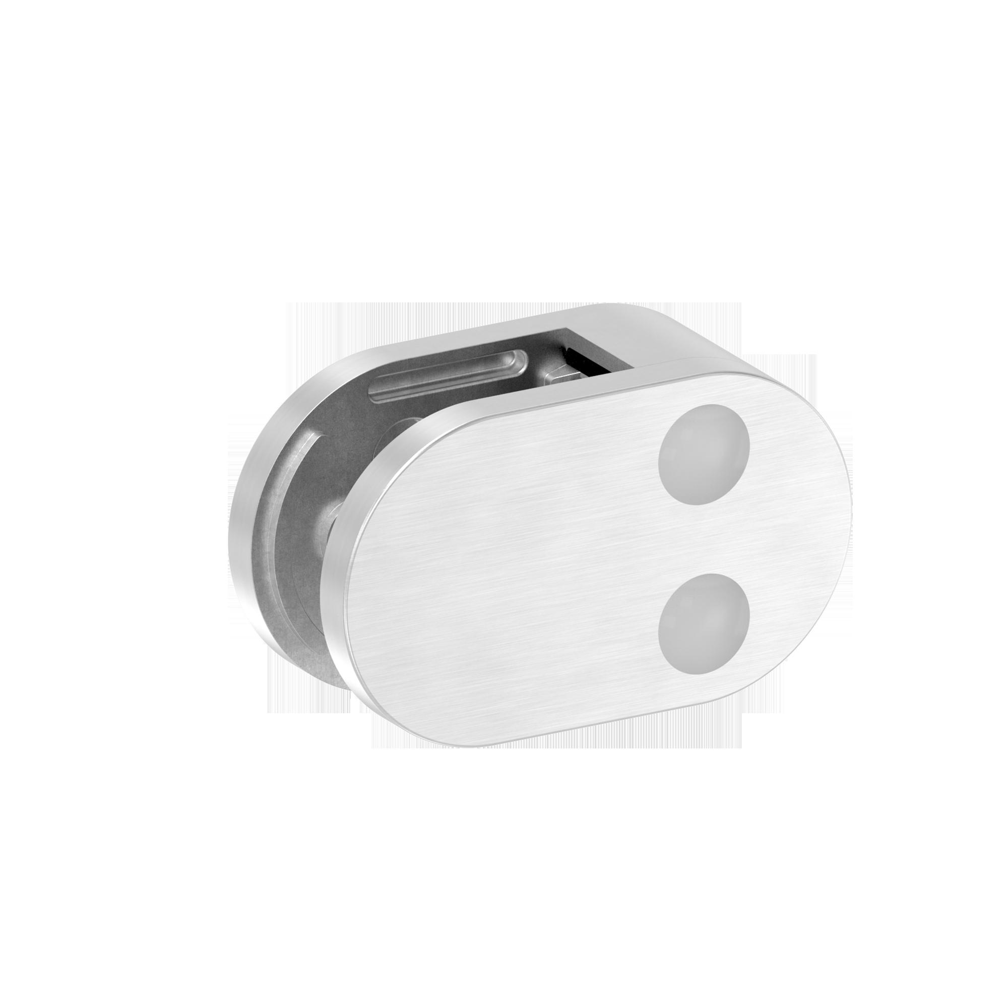 Sichtschutz-Glasklemme Modell 25