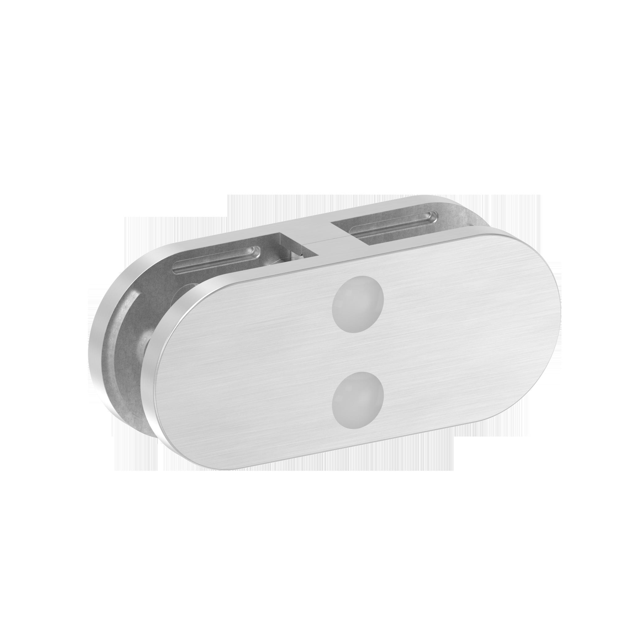 Sichtschutz-Glasklemme Modell 25 - Mitte