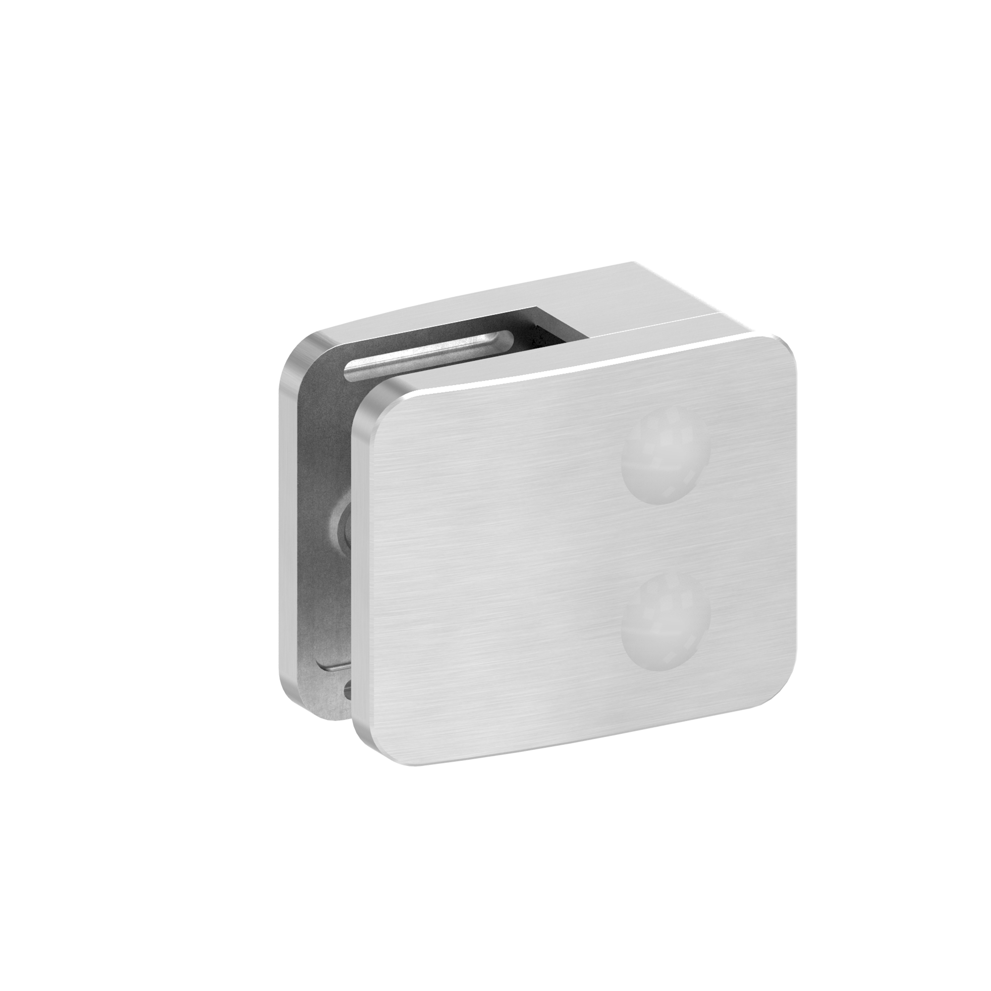 Sichtschutz-Glasklemme Modell 26