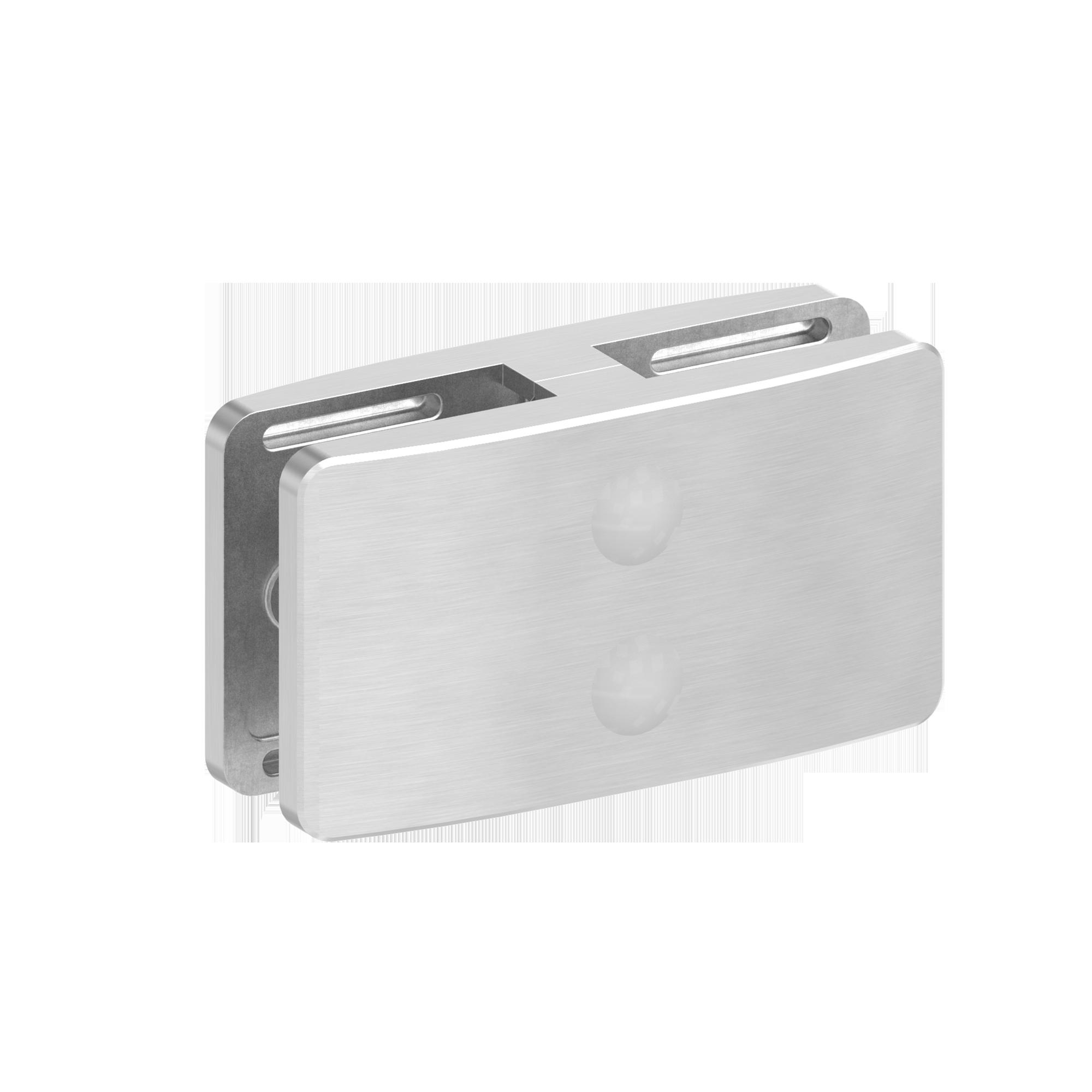 Sichtschutz-Glasklemme Modell 26 - Mitte