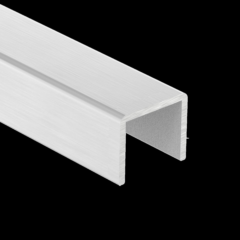 Kantenschutz Edelstahl oder Aluminium