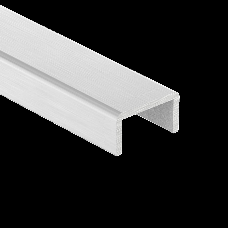 Kantenschutz SLIM in Aluminium