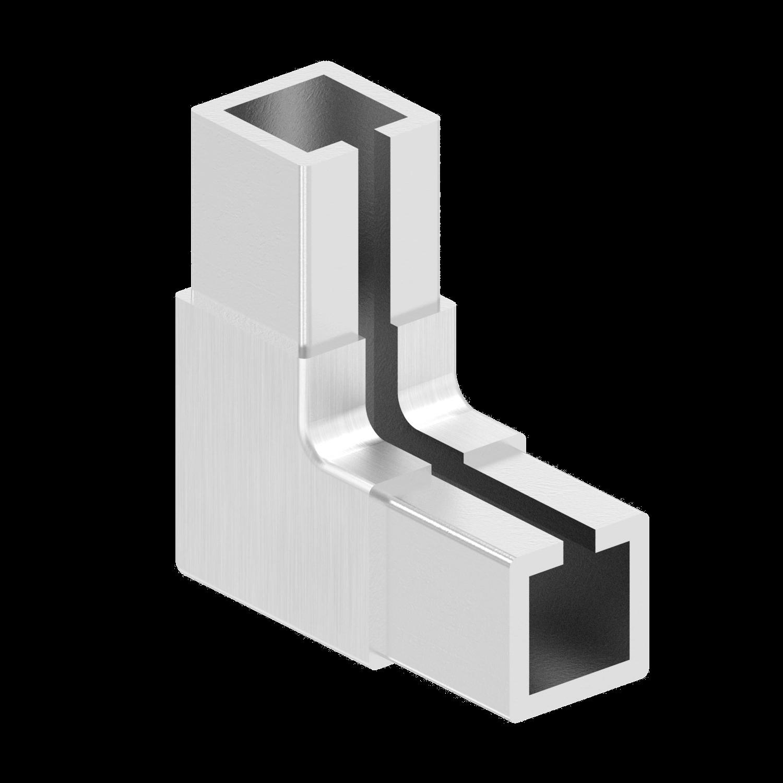Eck-Verbinder quadratisch