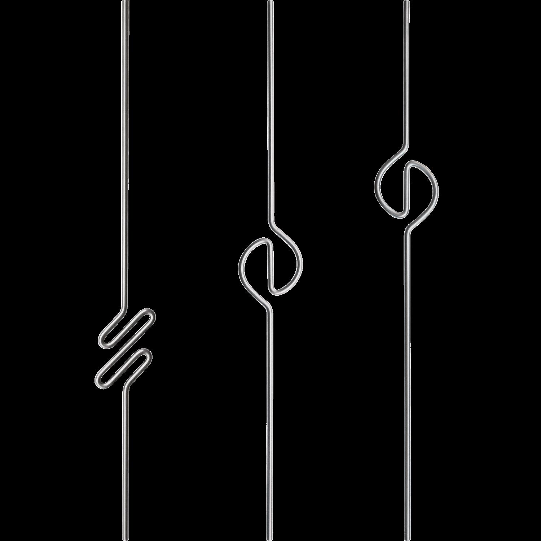 Geländer Designstäbe 2