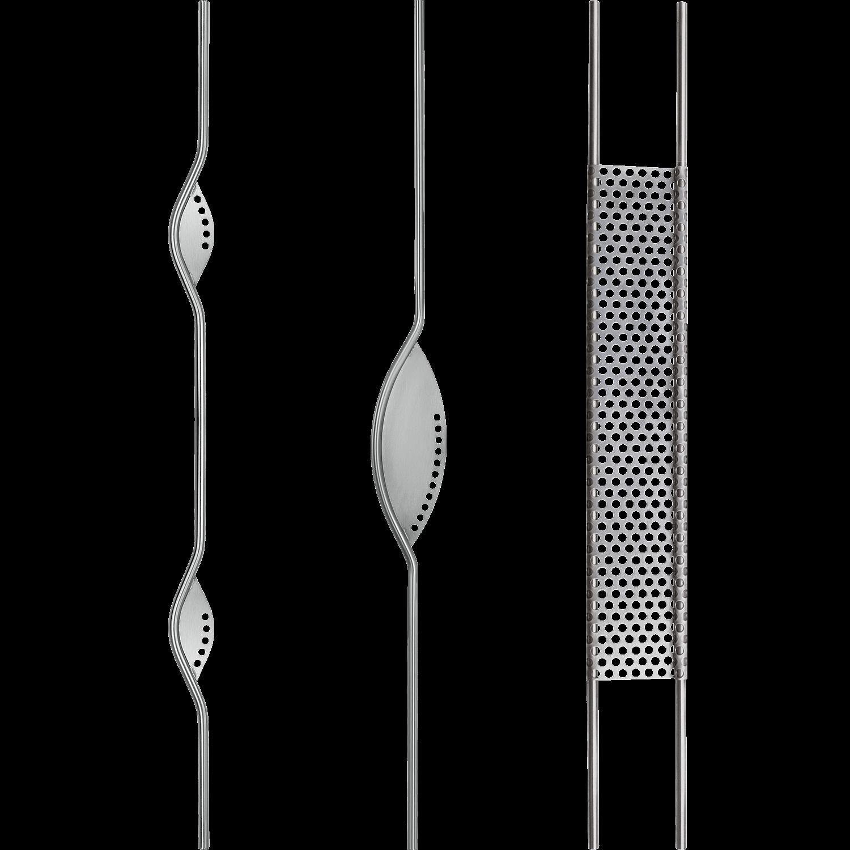 Geländer Designstäbe 6
