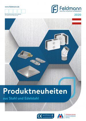 Neuheiten Broschüre 2020, Österreich